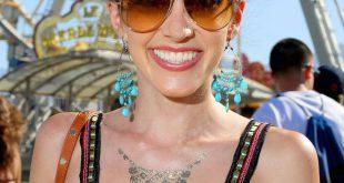 Coachella Neu: 10 beste Woche 1 Streetstyle-Looks