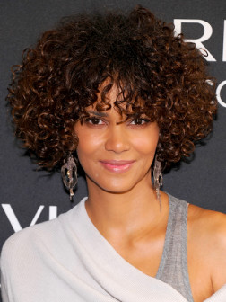 Celebrity Curly Frisuren