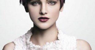 Dark Purple Haarfarbe Ideen