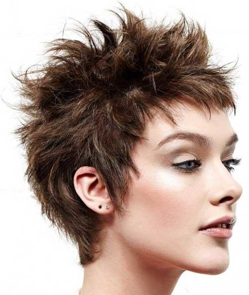 Heißeste nervöse Frisuren für Neu