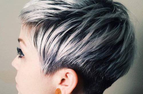 30 kurze Ombre Haar Optionen für Ihre Cropped Locks im Jahr 2018