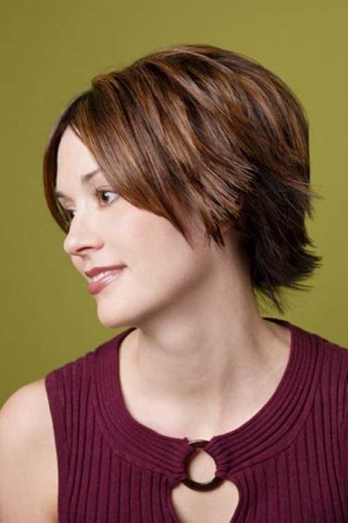 6 kurze gerade Haarschnitte für Neu