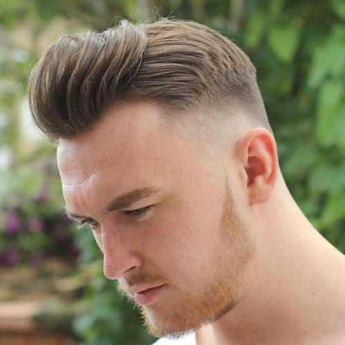 40 Totally Rad Pompadour Frisuren