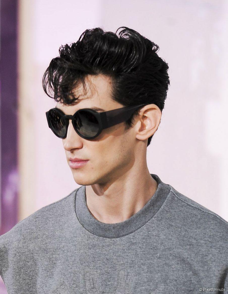 5 zerzauste formale Frisuren für Männer