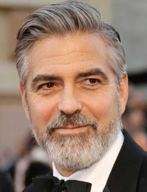 15 Frisuren für ältere Männer, um jünger auszusehen