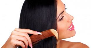Tipps, um das Haar natürlich zu glätten