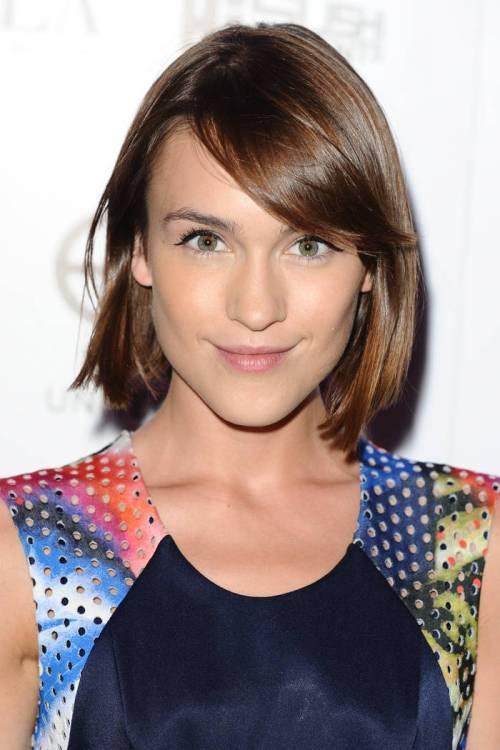 35 Trendy Short Brown Frisuren und Haarschnitte zu versuchen