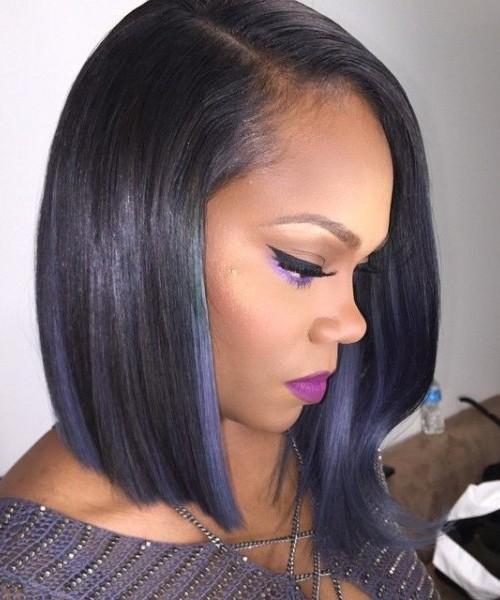Neu Frisuren für afroamerikanische Frauen