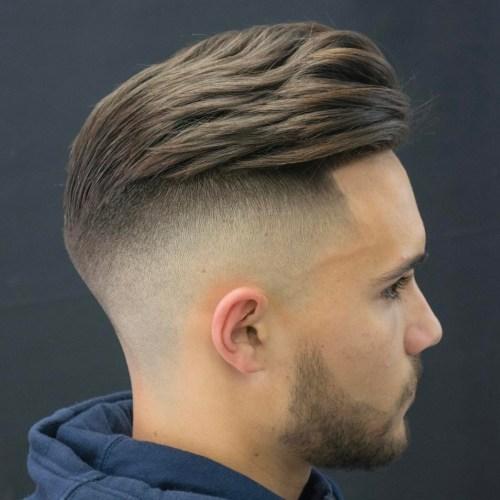 30 Ultra-Cool High Fade Haarschnitte für Männer