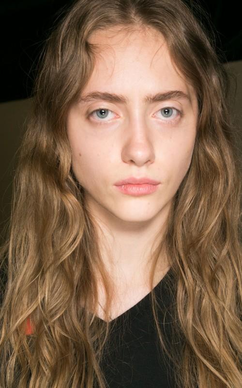 Haarfarbe Ideen von Alexander Wang Fashion Week Neu