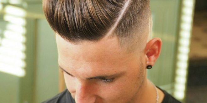 7 Attractive Pompadour Comb Over Hairstyles