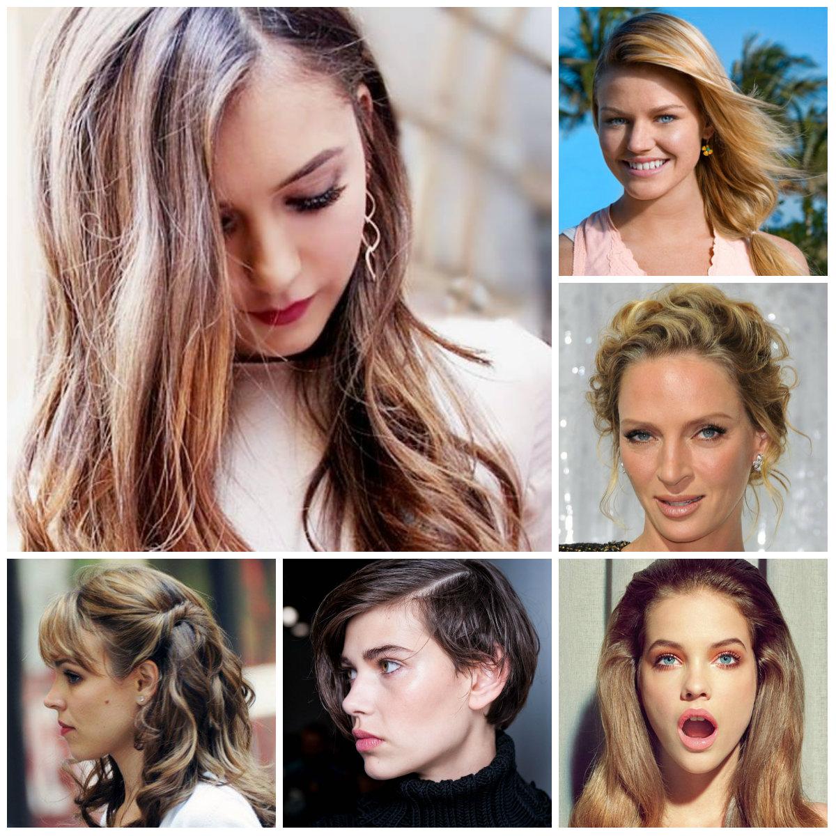 Neu coolste Frisur Ideen für entspannte Haare
