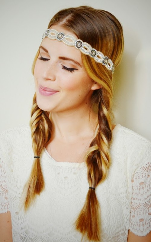 Neu Zopf Braid Frisuren