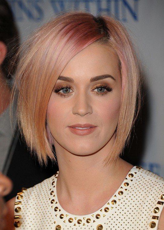 18 Katy Perry Frisuren Inspiration dieses Jahr zu kopieren