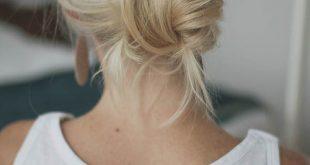 30 schnelle und einfache Hochsteckfrisuren für langes Haar