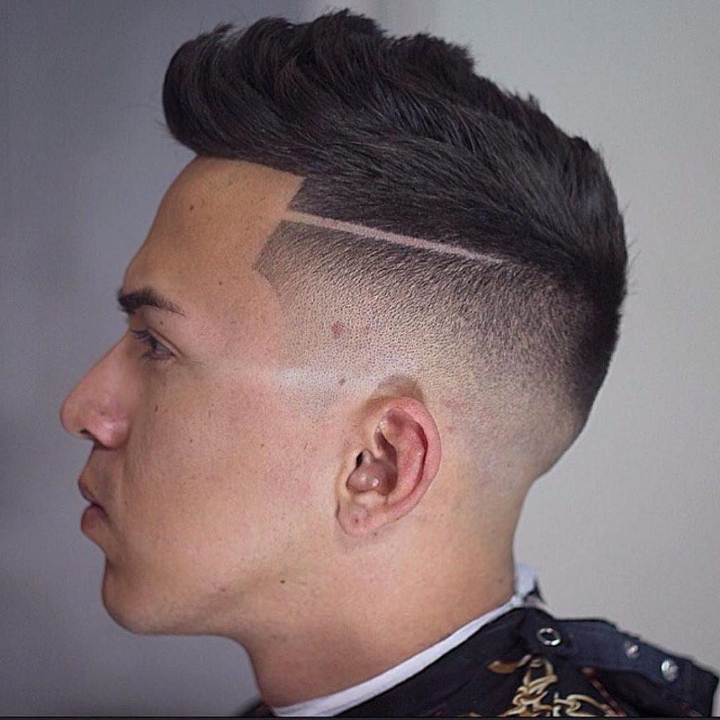 Herren Faux Hawk Frisuren für Beste Frisur