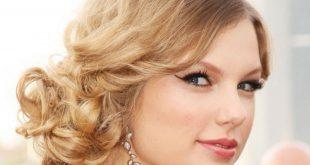 25 einfache und atemberaubende Hochsteckfrisuren für lockiges Haar