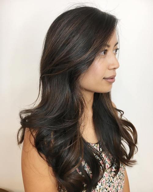 20 Jaw-Drop Teilweise Balayage Frisuren