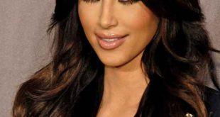 Promi-Frisuren Brunette-Haar - 5 heiße populäre Berühmtheiten