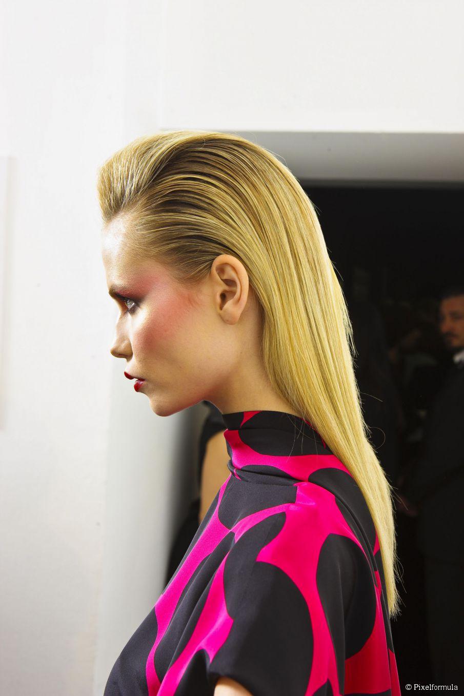 10 Wet Look Frisuren für eine Nacht: Fotogalerie