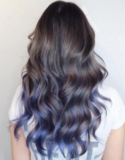 50 coole Ideen von Lavendel Ombre Hair und lila Ombre