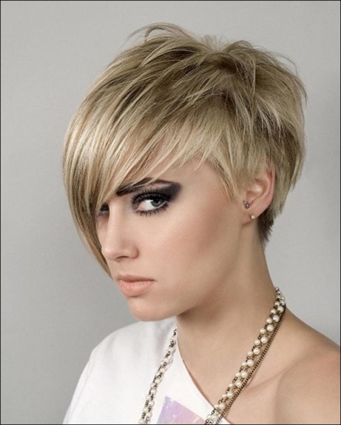 30 schillernd Choppy Frisuren für Frauen