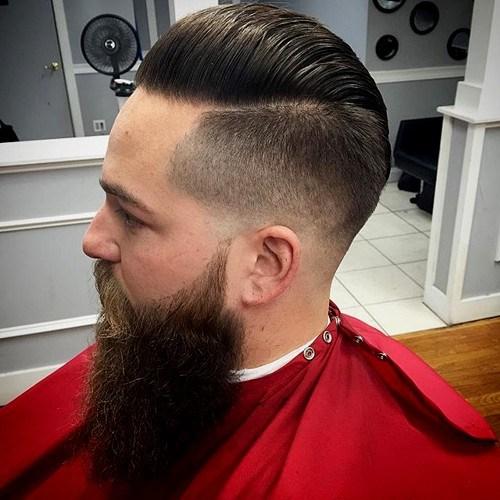 45 klassische Taper Fade Cuts für Männer