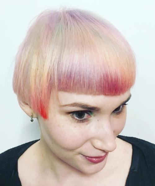 Marmor Haar ist die neueste Technik, die Sie ausprobieren müssen
