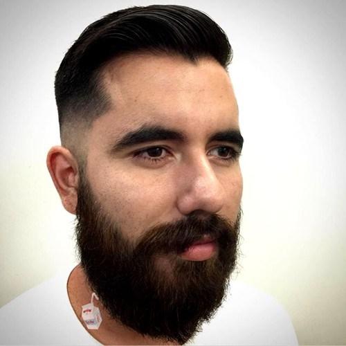 40 Haut Fade Haarschnitte / Bald Fade Haarschnitte