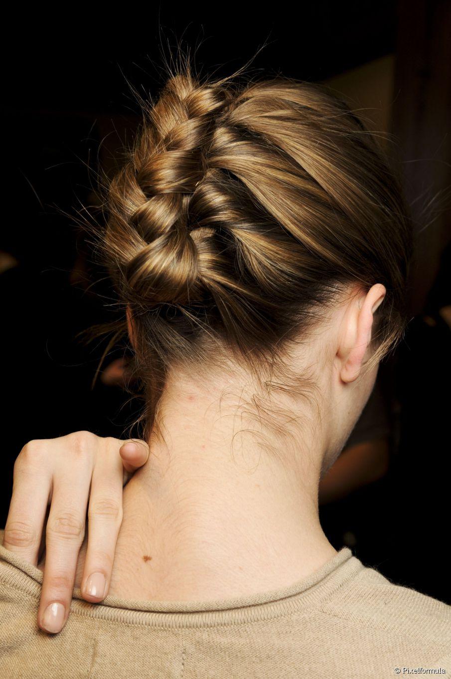 3 geflochtene Frisuren zum Ausgehen