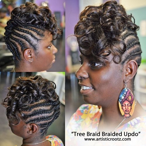 Top 25 Tree Braids Frisuren