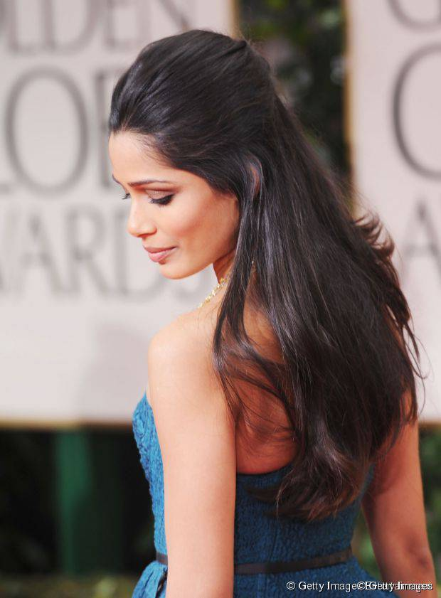 Top 3 Freida Pinto Hairstyles that We Adore