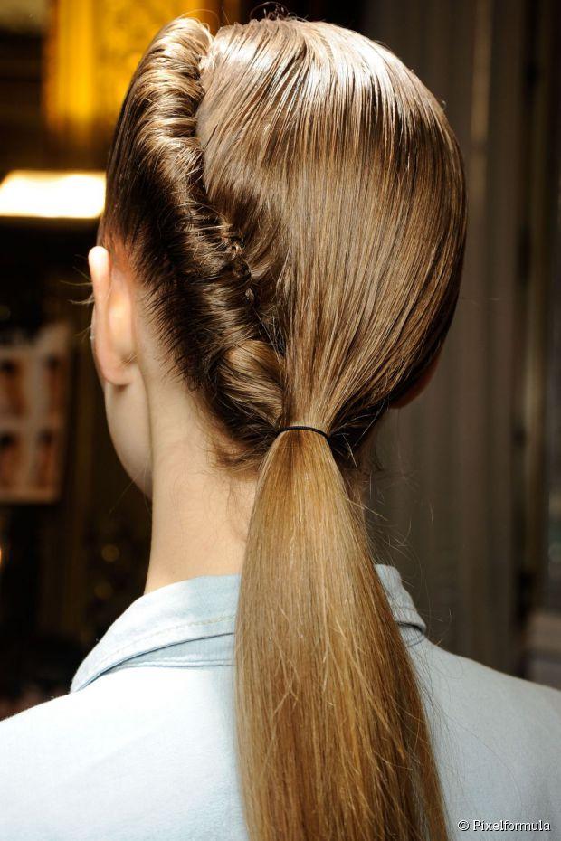 Neue Pferdeschwanz Frisuren zu versuchen und wie man sie bekommt