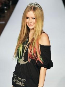 Rosa Haarfarben Ideen