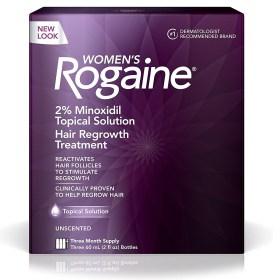 Verdünnung Haarbehandlung: Wie man Haarausfall bei Frauen zu stoppen
