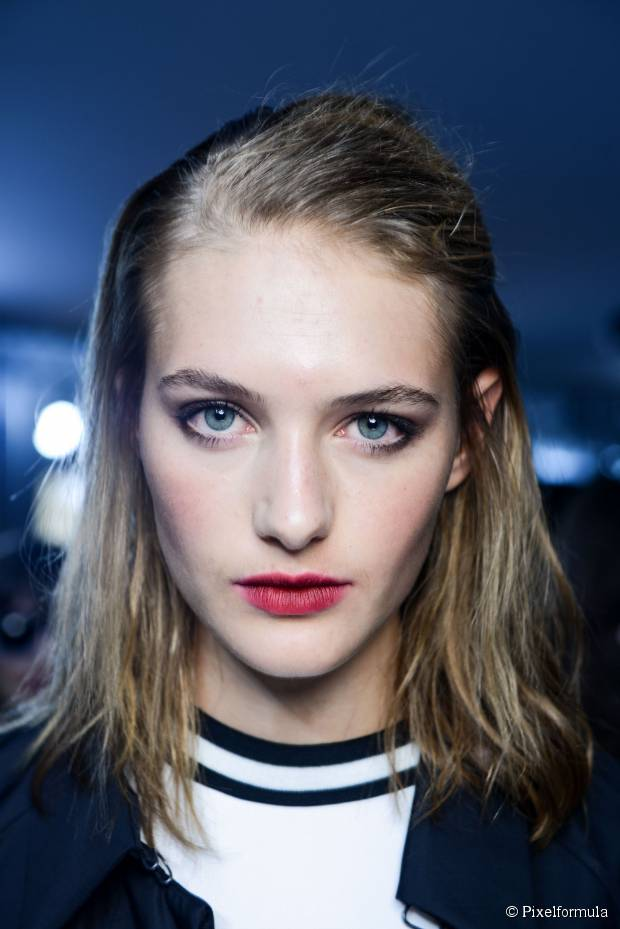 Wet Look Hair: Warum sollte man diesem Runway-Trend eine Chance geben?