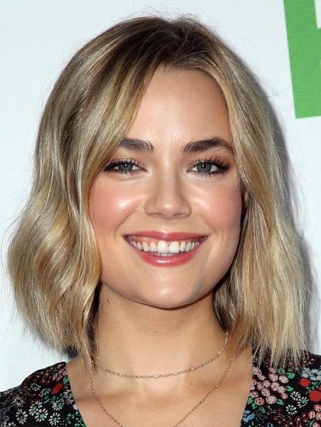 25 wunderbare Promi-Frisuren für runde Gesichtsform