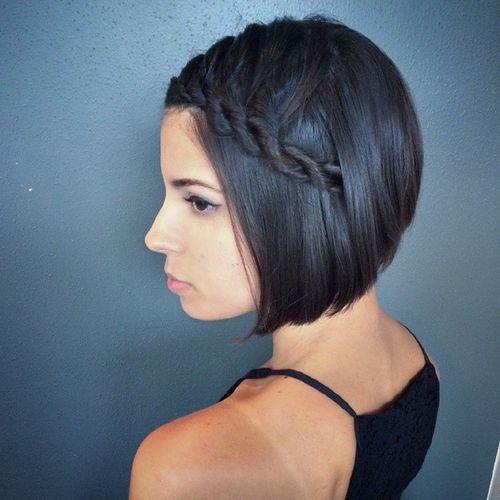 50 heißesten Prom Frisuren für kurze Haare