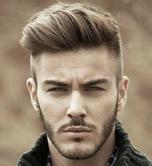 16 Undercut Frisuren für Männer Swagger Look