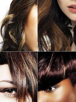 Fabulous Highlights für brünette Haare