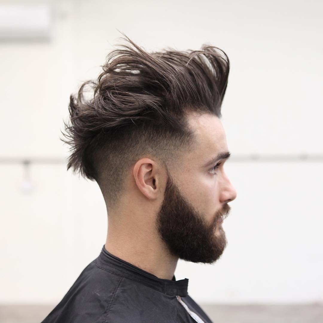 50+ Best Frisuren für Männer - erscheinen jung wild und frei