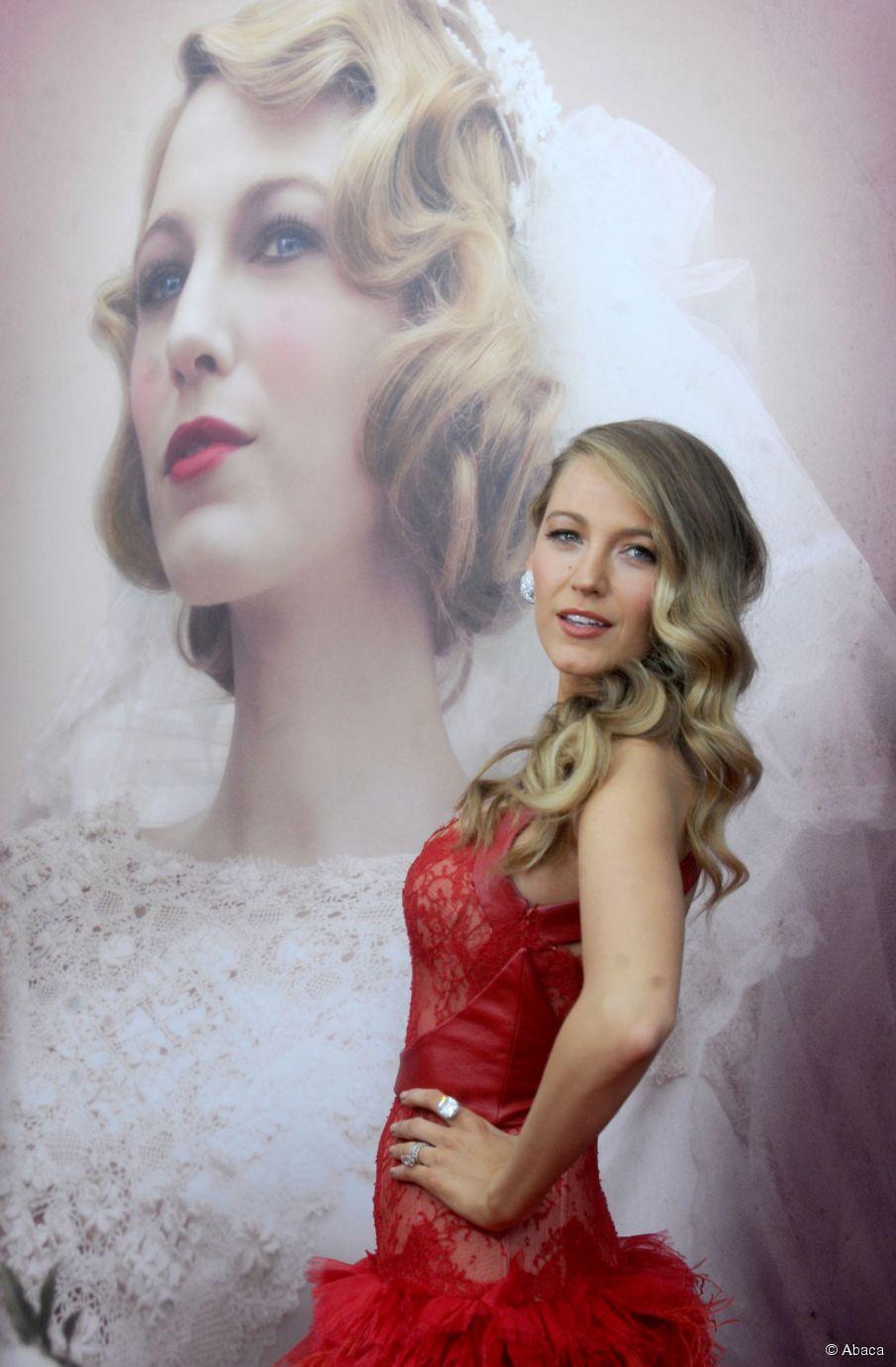 Blake Lively Hairspiration: Glam Waves für die Premiere von The Age of Adaline