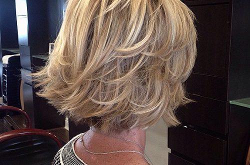 Frisuren fur frauen mit 90