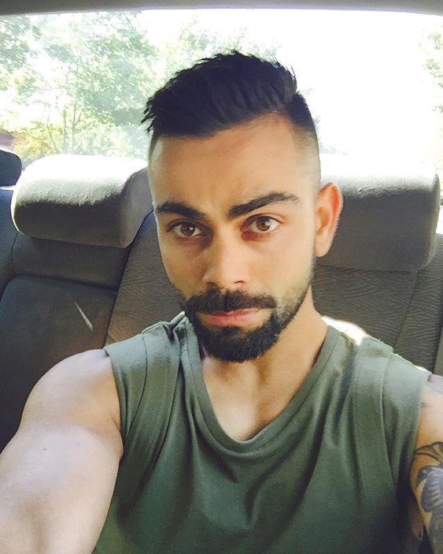 Virat Kohli Frisuren - Stilvoll und Wert für jeden Mann versuchen