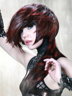 Neu Punk Haarfarben