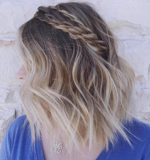 20 inspirierende Ideen für Seil Braid Frisuren