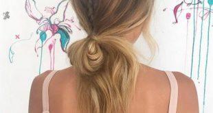 Perfekt unvollkommene Frisuren für alle Haarlängen
