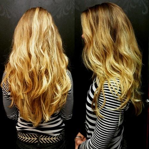 40 V-Cut und U-Cut Frisuren, um Ihre Stränge zur Perfektion zu winkeln