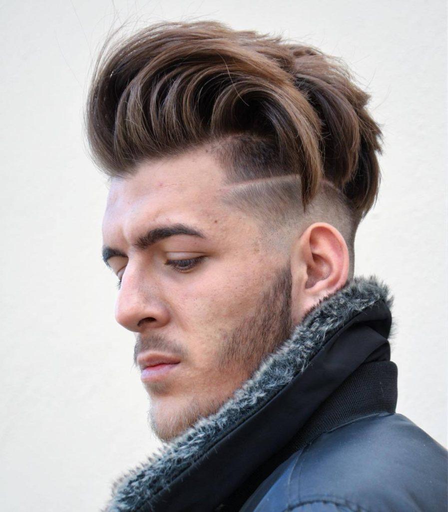 18 Frisuren für Männer 2018 Debonair
