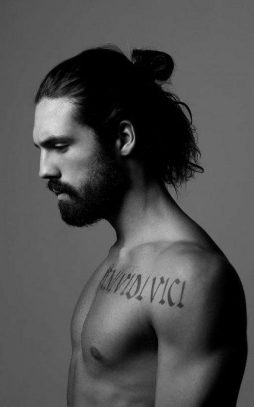Männer Kinn-Länge Frisuren